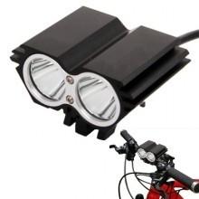 de meeste fietsverlichting is tegenwoordig voorzien van led light emitting diode deze lichtbron is energiezuinig en gaat lang mee